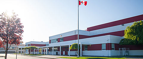 Holy Cross Regional Secondary – CISVA – Catholic Independent Schools Vancouver Archdiocese