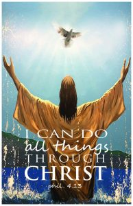 Image result for i can do all things through christ cisva